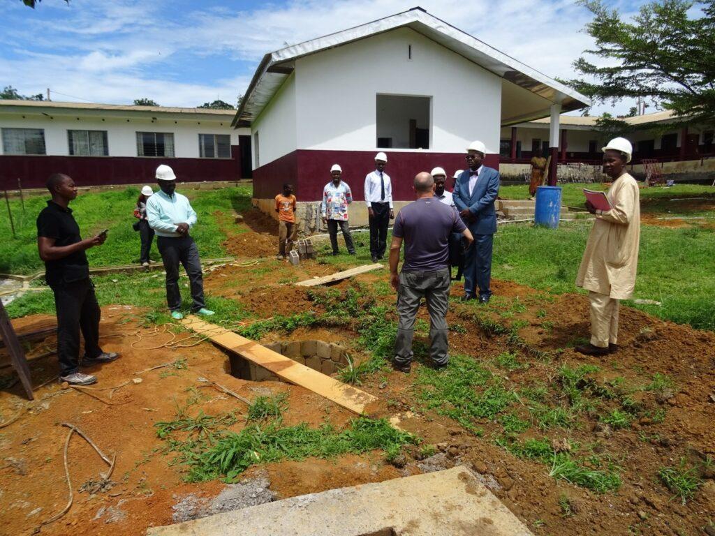 151012 14 Cameroon Visit Autumn 2015